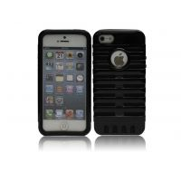 厂家供应iphone5g麦克风手机保护壳 苹果5代硅胶麦克风手机外壳