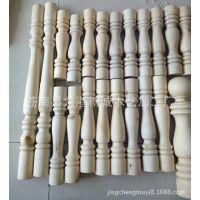 厂家制作 实木装饰柱 飘窗柱楼梯