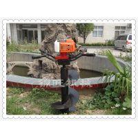 锦旺牌手提式挖坑机操作安全事项