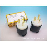 5-20P美式NEMA插头 组装美标插头 美国可拆卸插头