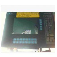 广州AB触摸屏2711P-K6M8D、2711P-T6C1A维修及故障分析