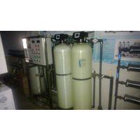 供应云南纯净水设备RO反渗透纯水设备脱盐率在99.5%以上