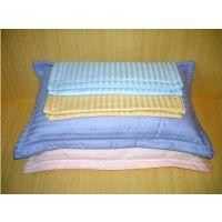 厂家直销供应碧岩竹炭保健康柔软舒适护颈有助睡眠两只装健康枕头