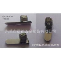 笔夹 不锈钢笔夹 金属笔夹信封刀 厂家生产欢迎来图样订做