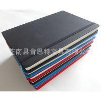 仿皮革笔记本 时尚皮革本子 可定做各种颜色 厂家直销性价比高