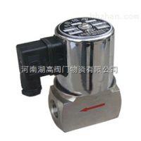 湖高JO11SA不锈钢电磁阀厂家价格