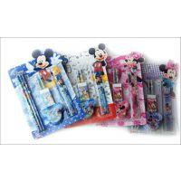 迪士尼授权厂商直销,供应迪士尼精美文具套装DM0006-1