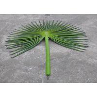 圣杰仿真棕榈树叶假老人葵叶扇尾葵叶蒲葵 大型树叶子