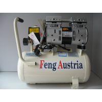 奥突斯18L-550W无油静音空压机 空气压缩机 牙科医用