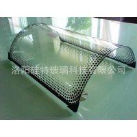 钢化热弯玻璃加工厂 热弯玻璃 弯钢化玻璃