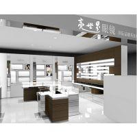 供应广州专业定制眼镜展柜眼镜店货架太阳镜展柜连锁店展示道具