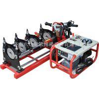 供应济南八达热熔焊机(SHBD160-63)PE对接机厂家
