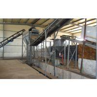 3万吨小型有机肥设备 投资省技术优工艺新颖产量高品质佳