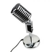 供应正品 首望SW-M5 立式经典金属麦克风话筒 K歌之王电脑话筒