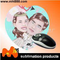 热转印空白耗材 鼠标垫T06-1 个性DIY鼠标垫  可印照片礼品鼠标垫