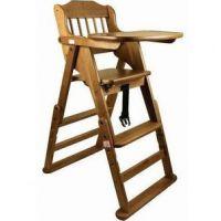 批发 实木 婴儿餐椅 宝宝儿童 可折叠 可升降 带餐桌