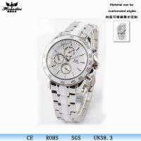 男士商务手表优质不锈钢材质,IPS电镀,多功能石英机芯送礼佳品