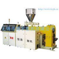 WPC-PVC建筑模板挤出生产线  86-15152230576