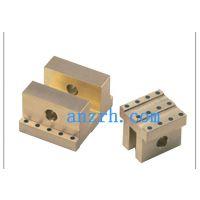 SCUP自润滑导板,SCSDP铜滑板,冶金设备耐磨铜导板
