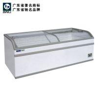 供应热销款式 百利牌SD-1180Y 低温岛柜系列 超市保鲜冷柜 冷冻展示柜