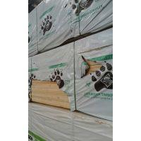 大量供应俄罗斯熊猫爪云杉板材赤松板材