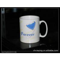 变色杯定制个性diy生日礼物照片魔术广告水杯logo做