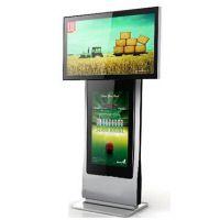 江浙沪 苏州君为 上下双屏广告机、立式多媒体信息LED
