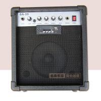 厂家直销 低价批发 20W电吉他电箱吉他民谣吉他音箱 带失真和MP3