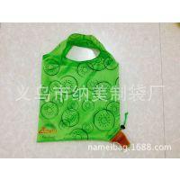 猕猴桃绒布礼品袋 可收纳服装包装袋 新款水果购物包装袋厂家直销