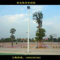 佛山篮球场照明要求,珠海篮球球场照明灯杆高度,球场灯杆配置