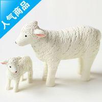 文具店连锁加盟招商 家居饰品加盟产品 树脂工艺品家居摆设喜羊羊
