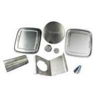 广州白云专业铝合金冲压,铝件高光加工