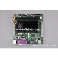 英特尔Mini-ITX主板,Atom D525-D525LM,ATM and Kiosk