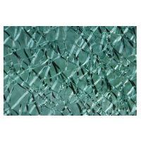 供应单钢冰裂纹玻璃 三钢冰裂纹玻璃 彩色冰裂纹玻璃