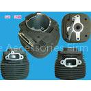 Motorcycle parts cylinder kit 070 58mm A-074