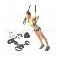 正品专业健身房新款悬挂式训练带系统 抗阻力拉力绳套装TRip60X