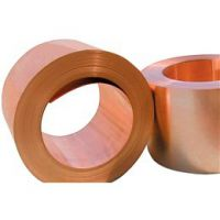 供应焊接专用镀镍红铜带 标牌制作镀锡紫铜带 T2紫铜带