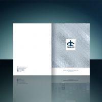 青岛机械磨具公司画册设计与制作 五金机电类公司画册设计制作