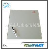钢化烤漆磁性玻璃白板 写字板