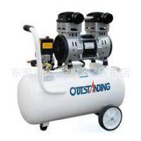 大量出售 奥突斯静音无油空压机2*750-55L 质量保证