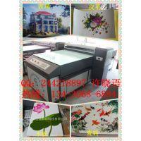 【国内畅销】PVC橱柜门板印刷机|福建玻璃橱柜门彩印机价格