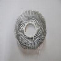 ic精密cnc车床件 五金冲压配件 小功率散热片铝型材散热器