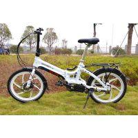 飞锂FLIVE电动车 锂电自行车 折叠电动车 正品锂电助力车 镁合金一体车架 自由之神