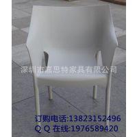 厂家批发  经济实用的 一体塑胶椅 钢脚塑料椅