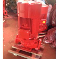 国标XBD8/15-L消防泵 Q=15L/S喷淋泵 H=80M N=22KW消火栓泵泵阀配件