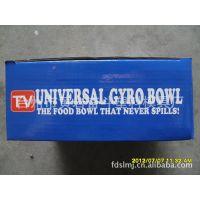 GYRO BOWL 陀螺碗 旋转碗 儿童碗 创意碗 学习碗 TV热销碗批发