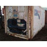 供应标准6米冷藏冷冻集装箱,移动冷库,冷藏箱集装箱