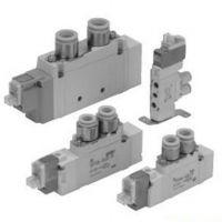 批发供应SMC系列现货 SY3120-5LZD-C6/M5 双线圈2位5通电磁阀