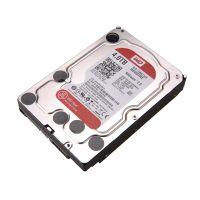 西部数据  4TB  电脑硬盘  3.0 红盘 NAS专用盘  联保 正品 批发