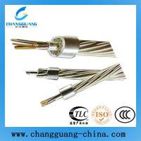 供应OPGW光缆 复合架空地线 单模24芯电力工程材料厂家